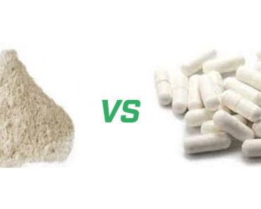 Is It Better To Take A Capsule, Powder, Or Energy Bar