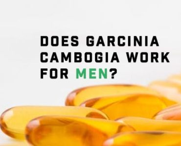 Garcinia pills for Men