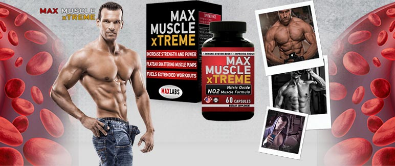 nitric max muscle and anabolic rx24