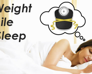 sleep to lose weight