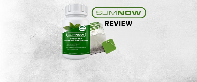 SlimNow Green Tea Metabolic Booster Review