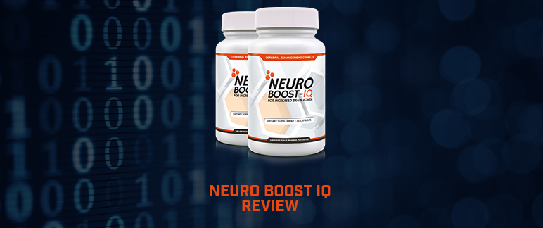 Neuro Boost IQ Review