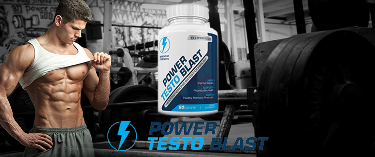Power Testo Blast Review