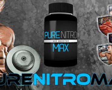 Pure Nitro Max