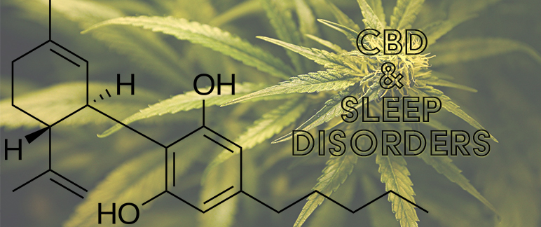 CBD & Sleep Disorders
