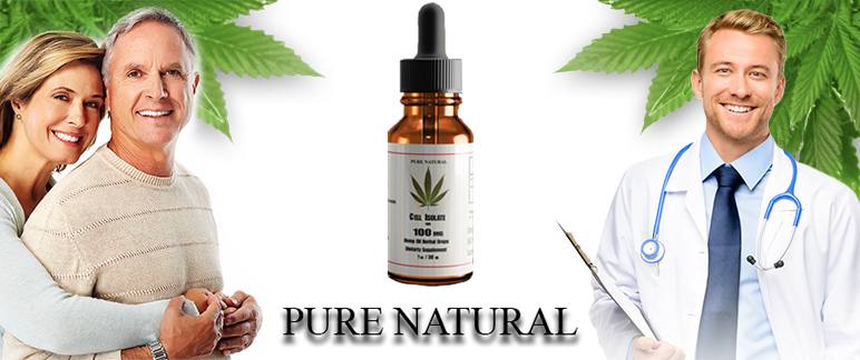 Pure Natural CBD Review