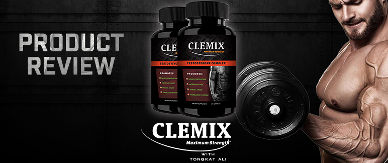 Clemix Testosterone Review