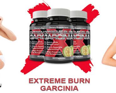 Extreme Burn Garcinia