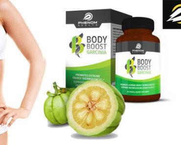 Body Boost Garcinia