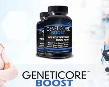 Geneticore Testo Boost