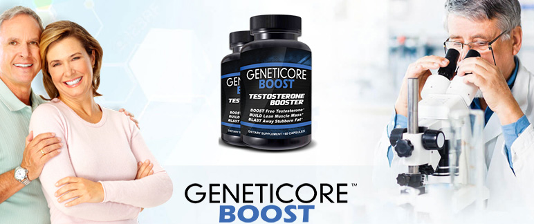 Geneticore Testo Boost Review