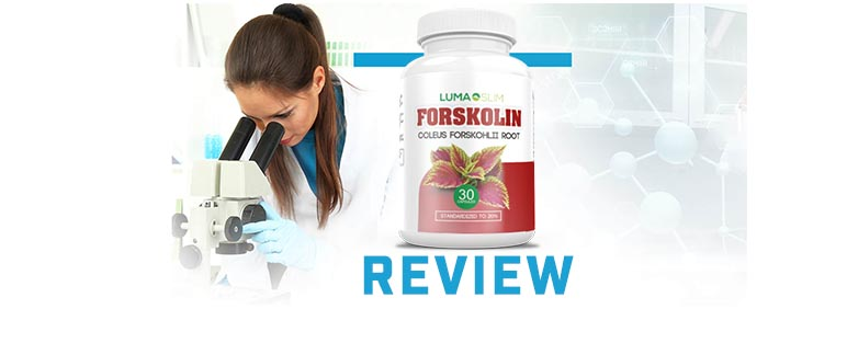 Luma Slim Forskolin Review