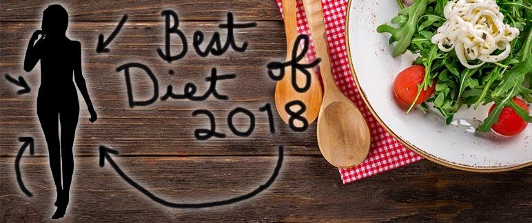 Best Diet of 2018