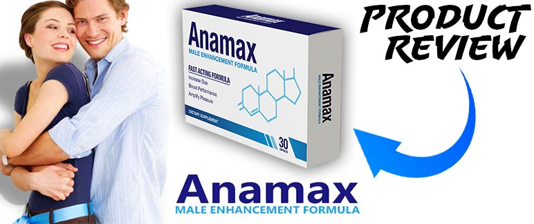 Anamax Male Enhancement Review