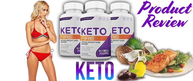 Keto Fire Pills Review