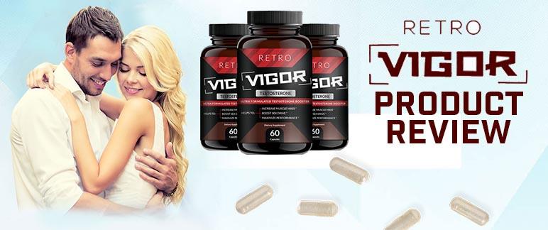 Retro Vigor Testosterone