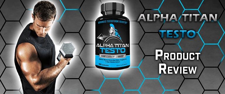 Alpha Titan Testo Review