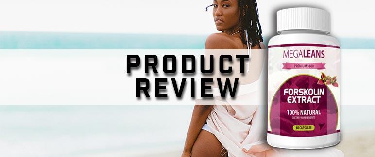 Mega Leans Forskolin Review