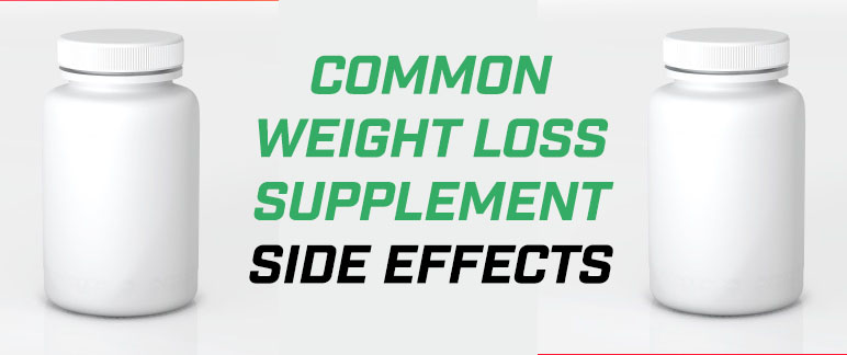 thermogenics weight loss side effects