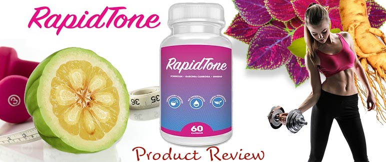 Rapid Tone Pills Review