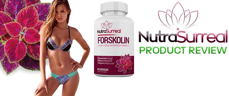 Nutra Surreal Forskolin Review