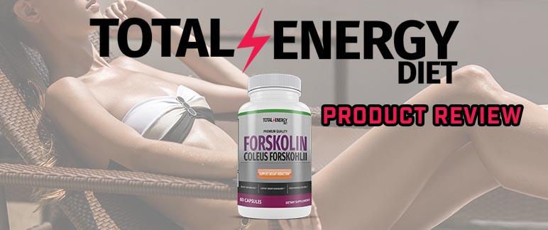 Total Energy Forskolin Review